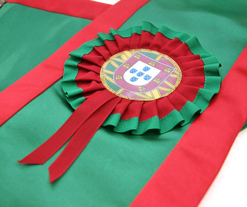 roseta faixa de campeão nacional