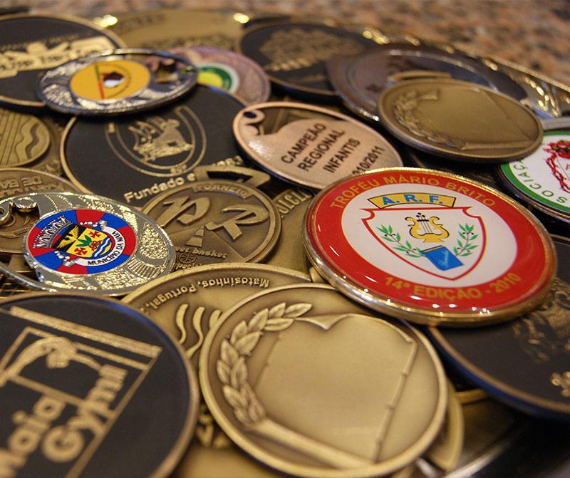 medalhas trifer